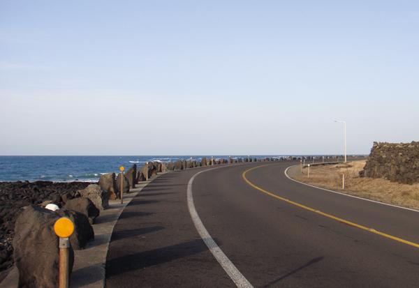 济州岛,那些美丽的海边公路